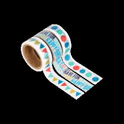 Washi Tape - Fêtes