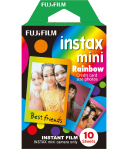 Pack de films Instax mini - Rainbow