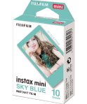 Pack de films Instax mini - Blue
